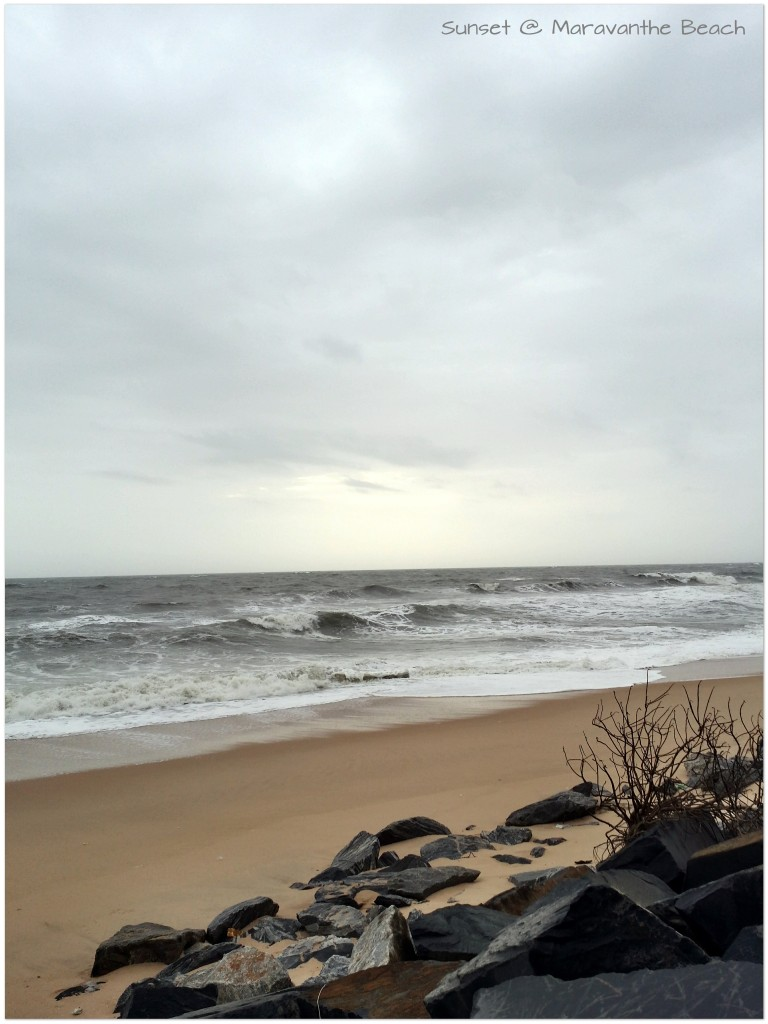 Maravanthe Beach | NH 17