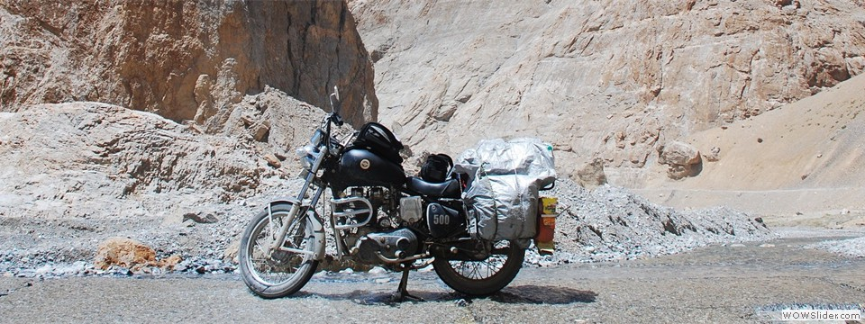 The 500 in Ladakh