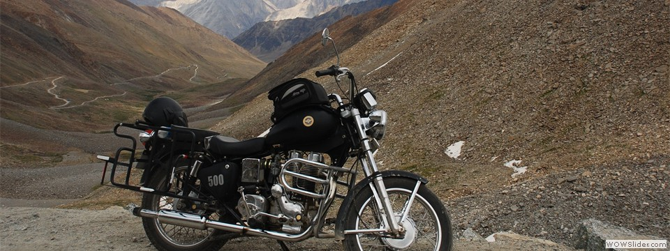 The 500 @ Khardungla Pass